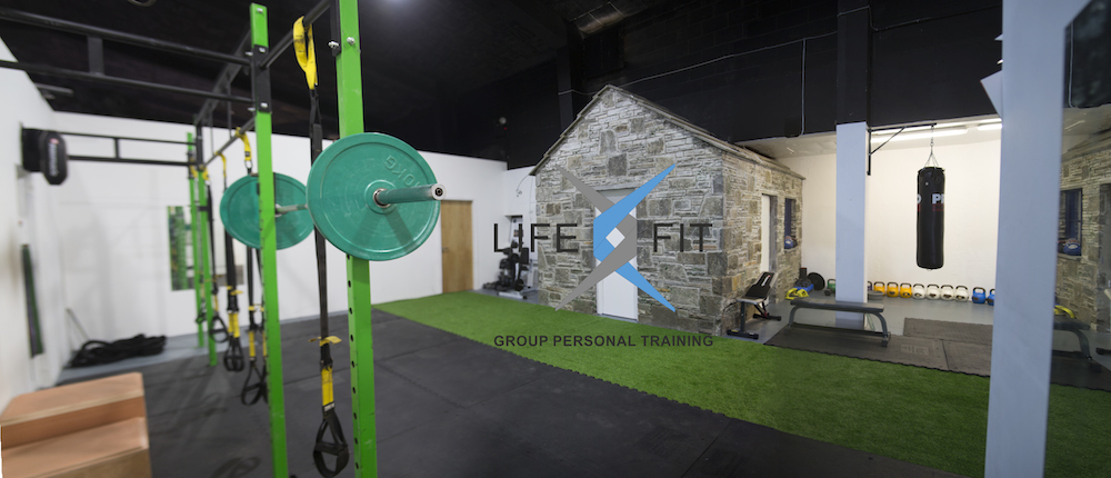 Lifefit at Lahinch Seaworld