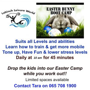 Bunny boot camp