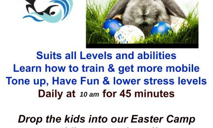 All New Easter Bunny Boot Camp 2017